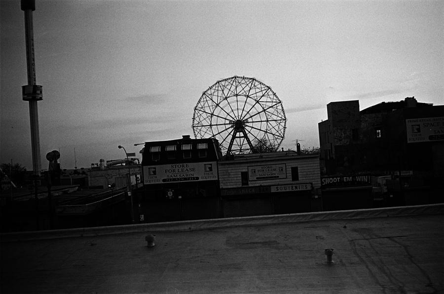 F to Coney Island