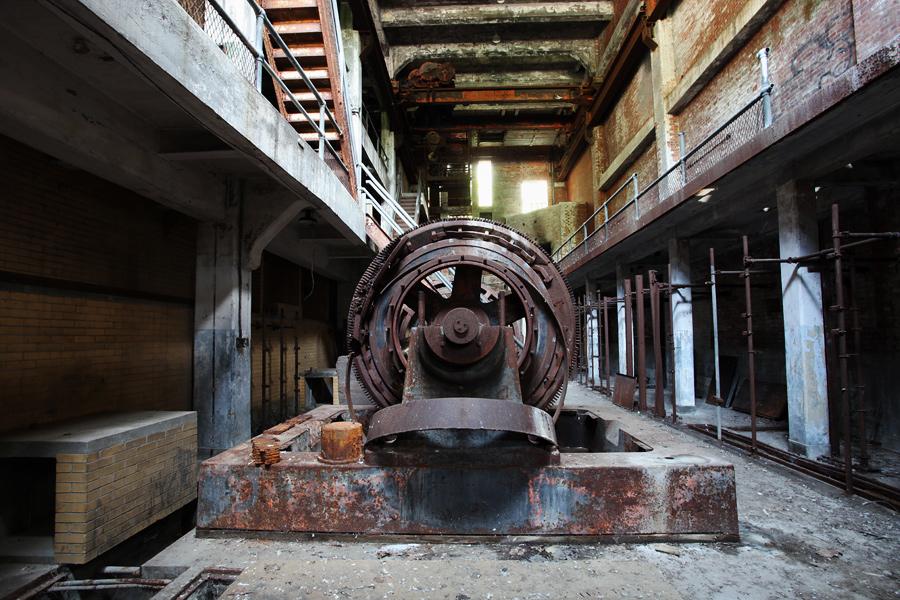 Manhattan Powerhouse