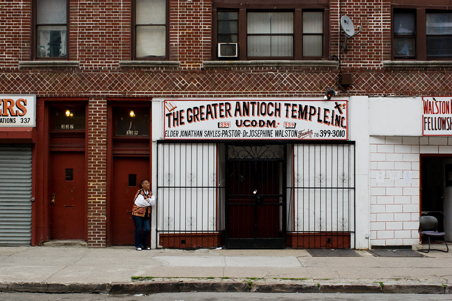 The Greater Antioch Temple, Inc.