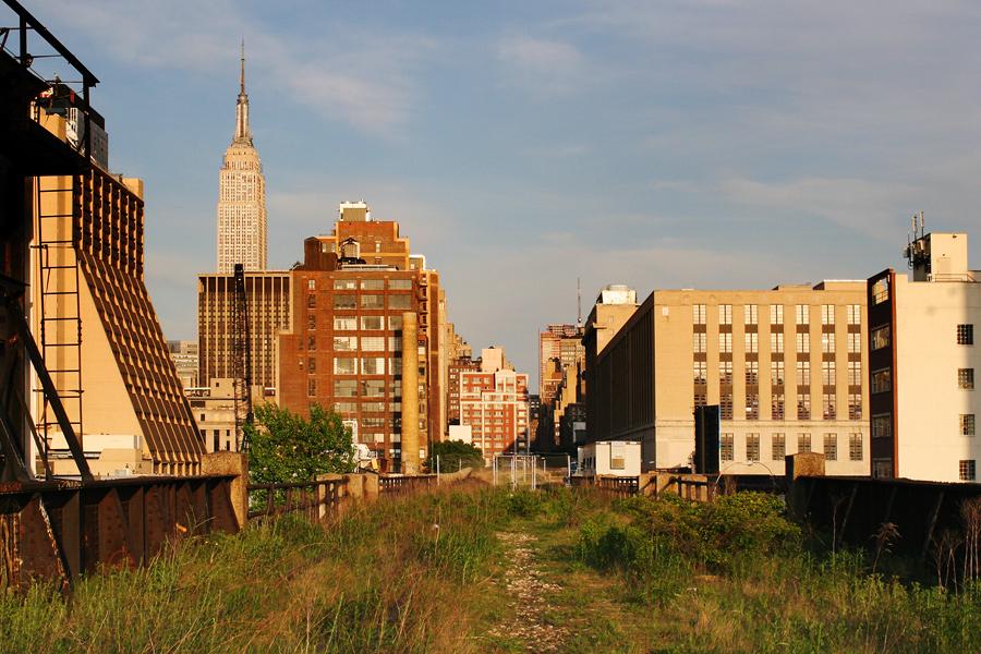Highline in Flux