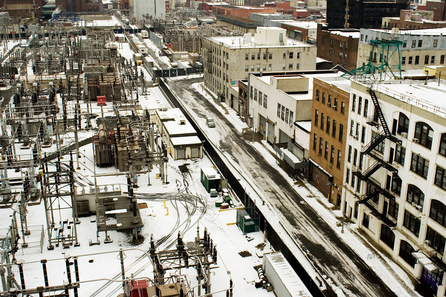 Jay Street, Looking North