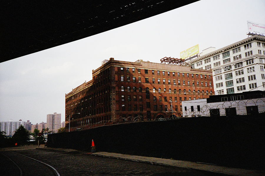 A building in DUMBO