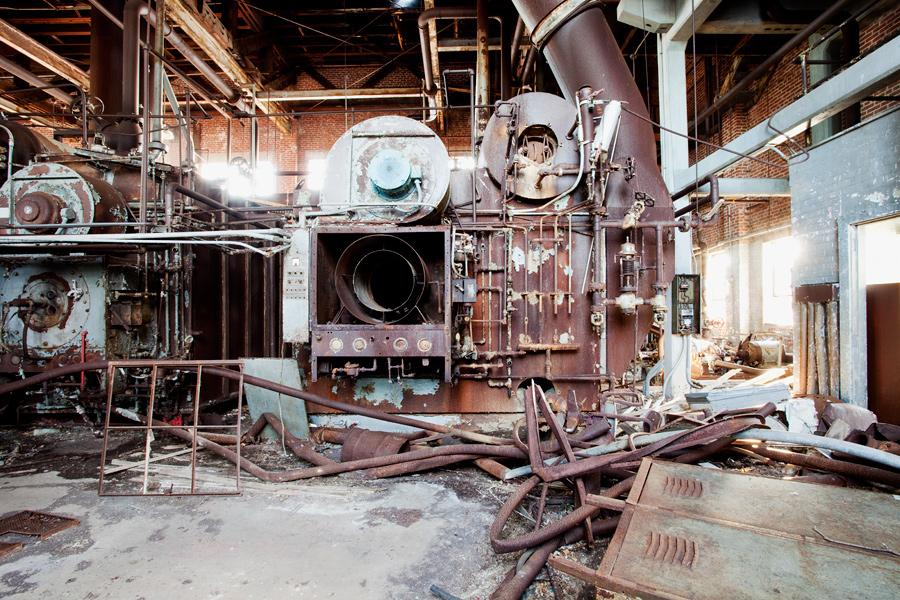 Floyd Bennett Field Powerhouse
