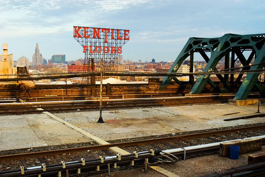 Kentile in Autumn