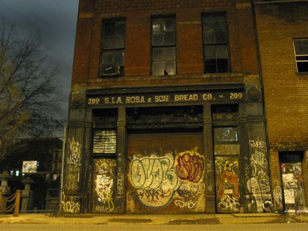 NoLIta, New York City, December 2003