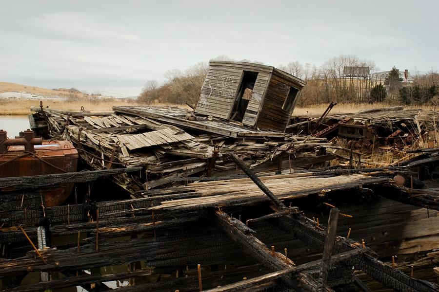 Shipyard Graveyard