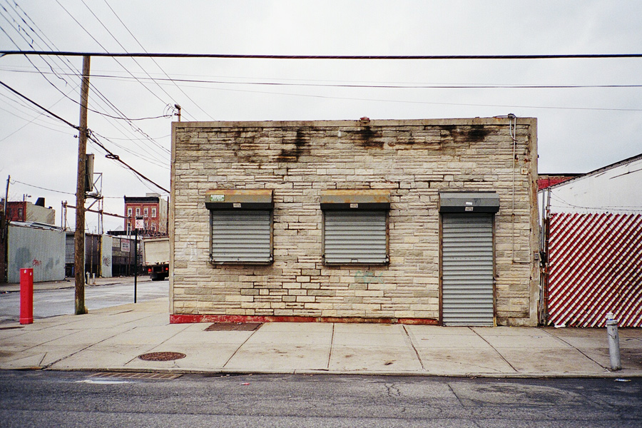 A Small Building in Red Hook