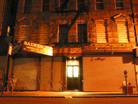 tenements in LES and chinatown