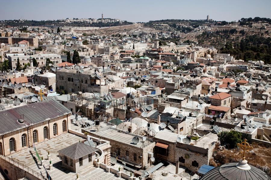 Israel in September